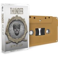 Rip It Up Gold Cassette
