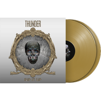 Rip It Up Gold Double Heavyweight LP