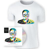 Reimagines: The Eighties Feat. The Sarm Orchestra CD Album + T-Shirt