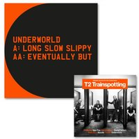 Long Slow Slippy 12-Inch Vinyl + Trainspotting 2: OST CD Album
