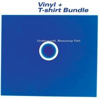 T-Shirt + Beaucoup Fish Double Vinyl