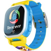 European Version Tencent PQ708 QQWatch 2G GSM IP65 Water-reisitant Kids Smart Watch Phone Mini GPS LBS locator Tracker 1.22 Inches 2.5D Colorful Touch Screen MTK6260D for iPhone 6 6S 6 Plus 6S Plus Samsung S6 S6 edge S7 S7 edge HTC LG Smartphone SOS Emerg