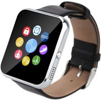 Rover Bluetooth Smart Watch Intelligent Wristwatch IP65 Water-proof with 1.54¡± 240 * 240 TFT IPS G+F Capacitive Screen Call Music Pedometer Sedentary Reminder Sleep Monitoring for iPhone Samsung