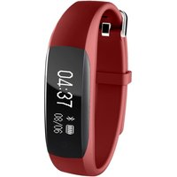 Lenovo-HW01 Smart Band 0.91inch OLED Screen 128*32pixel Bluetooth 4.2 Ultra-low Power 85mAh Battery IP65 Sports Band Heart-rate Pedometer Sleep Monitor Call Reminder Vibrating Alarm Anti-lost Remote Camera Intelligent Sports Bracelet for iPhone iOS Androi