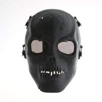 Skull Skeleton Army Airsoft  Gun Full Face