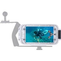 Mobile Phone Smartphone Waterproof Diving Housing Protective Case Cover Underwater 40M/ 130ft for iPhone 6