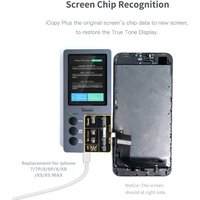 Mobilephone Repairing Device Smartphone LCD Screen Repairing Tool Mobilephone Battery/Photosensitive/Vibration/Touch Repairing Device Replacement for IPhone