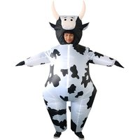 Adults Cow Inflatable Costume Props