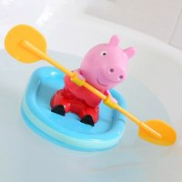 Peppa Pig Rowing Bathing Water Pig Rowing Boat Toy With Box