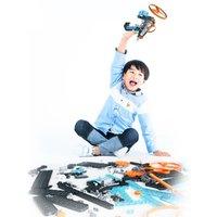 Xiaomi HEXBUG Robot DIY Blocks Toy Building Bricks Outdoor Bamboo Flying Raft Kids Toy Gifts 185 pcs/lot