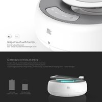 NILLKIN MC2 BT Speaker With Fast Wireless Charging Function Hi-Fi Sound Speaker Qi Standard Wireless Charging for iPhone X iPhone 8 Samsung S8