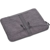 Prowell NB53290 Tablet Bag 13 inch Sleeve Tablet Case Cover Zipper Soft Business Handbag Fashion Portable Tablet Pouch with Front Pocket Briefcase for iPad Samsung Xiaomi
