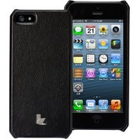 Jisoncase Genuine Leather Case Cover for iPhone 5