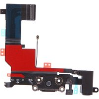Charging Data Transmission Port Audio Jack Flex Cable for iPhone 5S