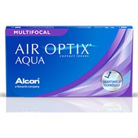 Air Optix Aqua Multifocal 3 Pack Contact Lenses