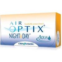 Air Optix Night   Day Aqua 3 Pack Contact Lenses