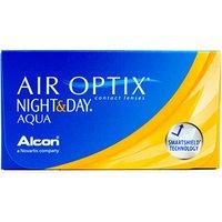 Air Optix Night   Day Aqua 6 Pack Contact Lenses