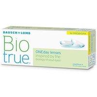 BioTrue ONEday for Presbyopia 30 Pack Contact Lenses