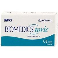 Biomedics Toric 3 Pack Contact Lenses