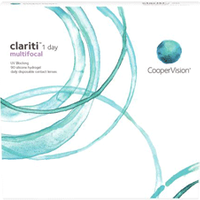 Clariti 1 Day Multifocal 90 Pack Contact Lenses