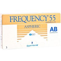 Frequency 55 Aspheric 3 Pack Contact Lenses