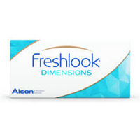 Freshlook Dimensions 6 Pack Contact Lenses