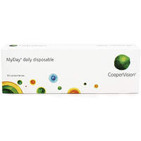 MyDay Daily Disposable 30 Pack Contact Lenses