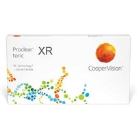 Proclear Toric XR 3 Pack Contact Lenses