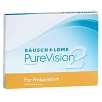 PureVision2 HD for Astigmatism 3 Pack Contact Lenses