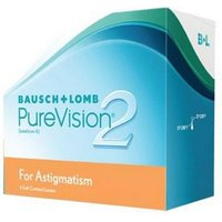 PureVision2 HD for Astigmatism 6 Pack Contact Lenses
