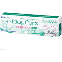SEED 1 Day Pure for Astigmatism 32 Pack Contact Lenses