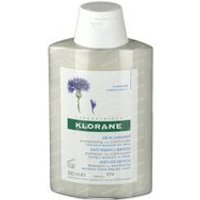 Klorane Shampoo With Centaury For White Or Grey Hair New Formula 200 Ml