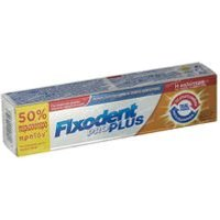 Fixodent Pro Plus Duo Action Adhesive Paste 60 g