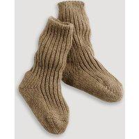 hessnatur Baby Kamelhaar-Socke - natur - Größe 17-18