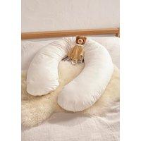 hessnatur Baby Stillkissen und Lagerungskissen - natur - Größe 30x175 cm
