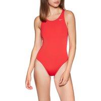 Vestimenta de natación Nike Swim Poly Solid Fast Back - University Red