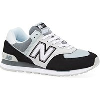Calzado New Balance ML574 - Black/White