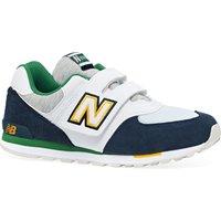 Calzado Boys New Balance Yv574 - White Navy