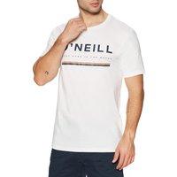 Camiseta de manga corta Hombre O'Neill Arrowhead - Powder White