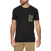 Camiseta de manga corta Hombre Billabong Team Pocket - Black