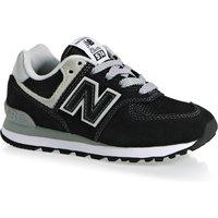 Calzado Boys New Balance 574 Lace - Black Grey