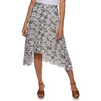 Falda The Hidden Way Spirit - Floral Pattern