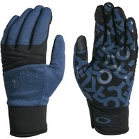 Guantes de esquí Oakley Factory Park - Dark Blue