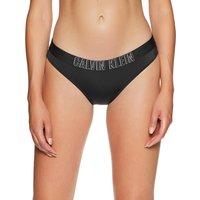 Pieza inferior de bikini Calvin Klein Intense Power Classic - Pvh Black