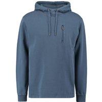 Garcia hoodie blauw t 01266