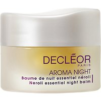 Declor Aromessence Neroli Essential Night Balm