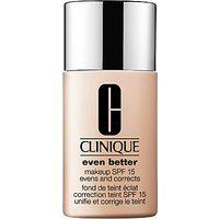 Clinique Even Better Makeup SPF15 - Normal to Combination Oily Skin Types