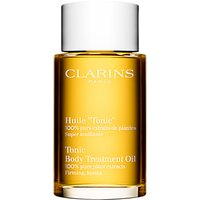 Clarins Tonic Body Treatment Oil - Firming/toning, 100ml