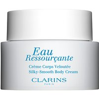 Clarins Eau Ressourante Silky Smooth Body Cream