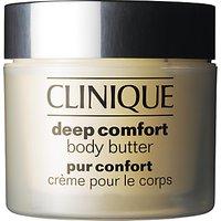 Clinique Deep Comfort Body Butter, 200ml
